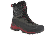 Columbia Men's Bugaboot Plus Electric black/chili pepper